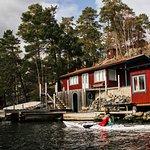 Vaxholm kayaking tour