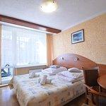 Pokój Dwuosobowy typu Standard z 1 lub 2 łóżkami i Balkonem