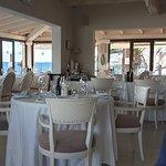 Beautiful restaurant in every way...