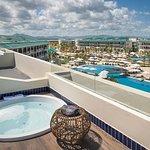 Pool view privilege rooftop