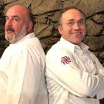 Restaurant Can Benet encontrarás carne de buey a la parrilla carbón vegetal, hasta el Mejor Mari