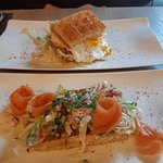 Foto van House of Waffles