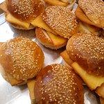 mitico panino con le panelle