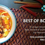"""Our """"Massaman Lamb Curry"""" only available this month of April.  THB 499 only."""
