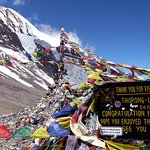 Thorang La Pass - Annapurna region