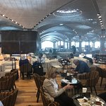 istanbul new airport Turkish Airlines departures , business lounge. Best Lounge in the world.