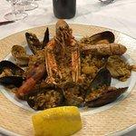 Nuestros arroces con sabrosos frutos del Mar Jardi Mar Restaurante