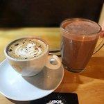 Cappuccino e Chocolate