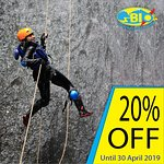 THE MONTH OF CANYONING 💪💪💪 Get discount 20% OFF only for this month. Don`t miss it guys!!!! 🤗🤗 Booking Now on www.bioadventurer.com or 085100 558 810 #canyon #canyonning #canyoning #canyoningactivity #wet #wetterisbetter #waterfall #waterfalls #pengempuwaterfall #badung #bali #baliisland #balivacation #baliholiday #indonesia #bio #adventuretime #adventure #funwithbio