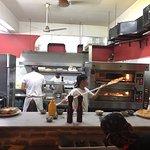 Photo de Fire and Ice Pizzeria