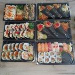 Bilde fra Ikura Sushi