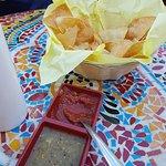 Homemade Chips & Dip