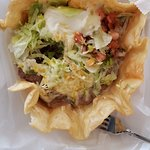 Taco Salad - lots of goodness here