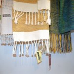AMARA one of a kind accessories hand woven in our atelier.