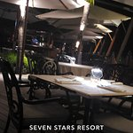 Foto de The Deck at Seven Stars Resort