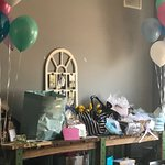 Decorations, games, favors and goodies