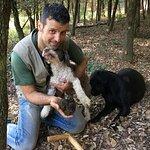 Siena truffel-jachtervaring