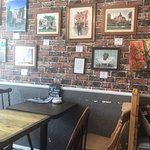 Bilde fra Pallets Tea & Coffee House