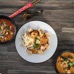 L'authenticité Thailandaise, Massaman curry - Pad Thaï, Green curry