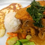 Wednesday nights Schnitzel and Curry