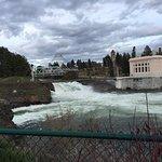 Spokane Falls Photo