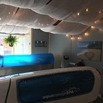 Lynchburg Springs Aqua Massage offers water massages that are relaxing,rejuvenating and quick! All one needs to do is remove their shoes!! A 15 minute session feels like a 45 minute massage 36 therapeutic jets at its best! LOVE IT! We also have Jack Daniels merchandise and an art gallery of local artists work.