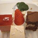 Symphonie de desserts