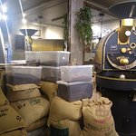 Bilde fra Håndverkeren Kaffebrenneri AS