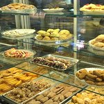 We have a variety of choices baked fresh every day!