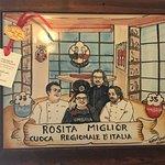 Zdjęcie Osteria del Bottaccione