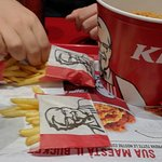 Bilde fra KFC