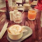 ภาพถ่ายของ กาแฟข้างบ้าน