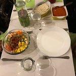 Hawaiian Food & Bollyfoodien  (accompagner de Red Vita & Green Mango  why not together ...)