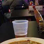 the best gumbo on Beale Street (I tried most of them)