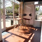 Front window seating