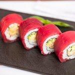 Special Roll Bota @ Mini Bota - Oyster & Sushi Bar (Split, Croatia)