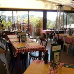 """Restaurant """"les cascades"""" la Roque sur Cèze"""