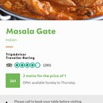 Masala Gate Indian Restaurant & Takeaway Foto