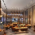 Foto de The Drawing Room -The St. Regis Hong Kong