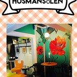 Husmansölen- svensk husman med rekommenderad öl.