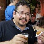 Paniscada com Stella Artois no Pavão Azul
