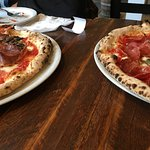 Neopolitan pizzas