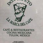 Photo of Don Cafeto Mar Caribe