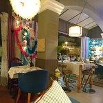 Bilde fra The English Garden Restaurant