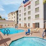 Pool - Fairfield Inn & Suites Las Vegas South Photo