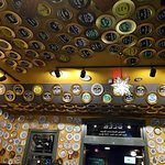 The Flying Saucer bar