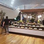 Turkish Airlines Lounge - Departures-billede