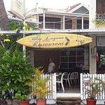 Blue Lagoon Café Foto