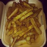 Jerk fries