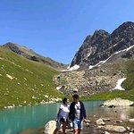 HEART SHAPE, ''Udziro Lake in Racha